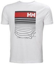 T-shirt męski HELLY HANSEN SHORELINE 30354 001