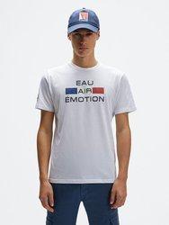 T-shirt męski NORTH SAILS GRAPHIC 40 3524 0101