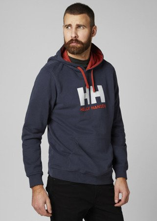 Bluza z kapturem HELLY HANSEN LOGO HOODIE 33977
