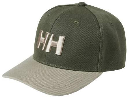 Czapka z daszkiem HELLY HANSEN BRAND CAP 67300 469