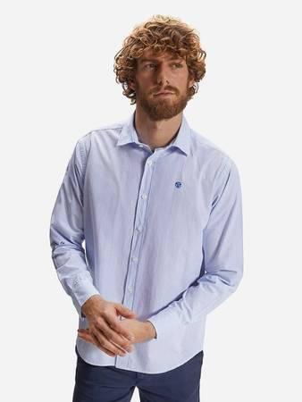 Koszula męska NORTH SAILS AWAY COLLAR REGULAR 3586 C001