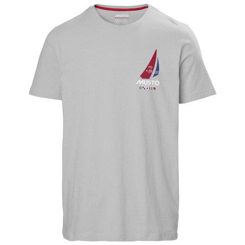 Koszulka męska MUSTO K93-GBR TSHIRT 81184 841