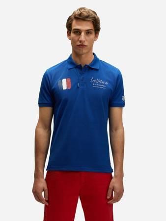 Koszulka męska NORTH SAILS ORGANIC PIQUÉ POLO SHIRT 3340 0790