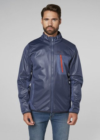 Kurtka HELLY HANSEN FJORD WINDPROOF FLEECE 53058 701 indigo