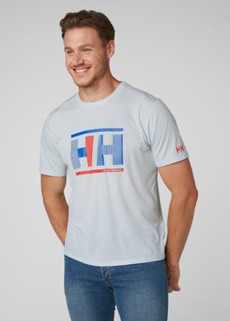 T-SHIRT MĘSKI HELLY HANSEN CIRCUMNAVIGATION 34065
