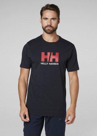 T-SHIRT MĘSKI HELLY HANSEN HH LOGO 33979 597