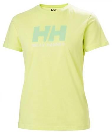 T-shirt damski HELLY HANSEN HH LOGO 34112 379