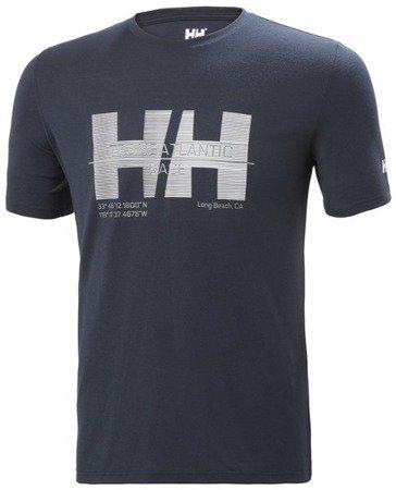 T-shirt męski HELLY HANSEN HP RACING 34053 598