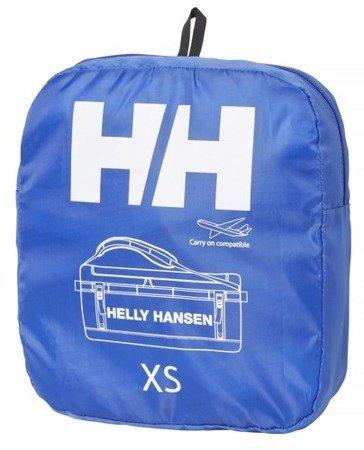 TORBA HELLY HANSEN 67167 563 NEW CLASSIC DUFFEL BAG BŁĘKITNA S