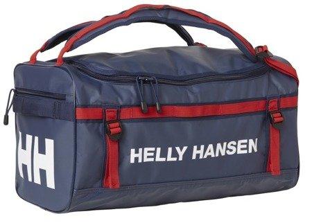TORBA HELLY HANSEN  67168 689 NEW CLASSIC DUFFEL BAG GRANATOWA M