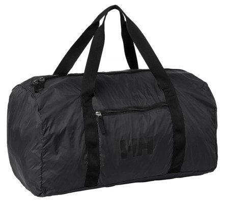 TORBA HELLY HANSEN NEW PACKABLE BAG LARGE 67175  990 CZARNA